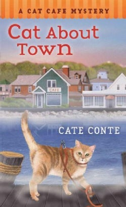 Cat About Town (Paperback)