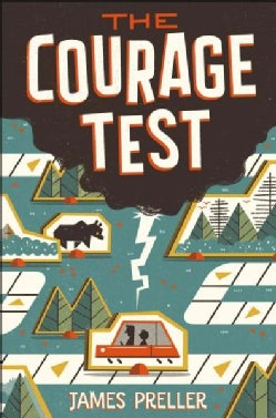 The Courage Test (Paperback)