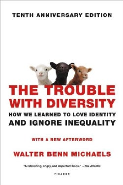 The Trouble with Diversity: How We Learned to Love Identity and Ignore Inequality (Paperback)