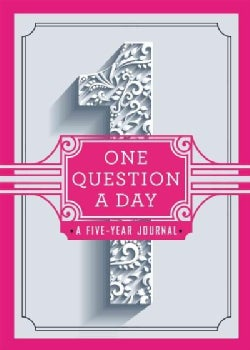 One Question a Day: A Five-year Journal (Record book)