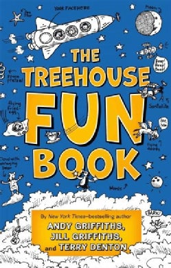 The Treehouse Fun Book (Hardcover)