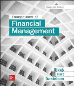 Foundations of Financial Management (Hardcover)