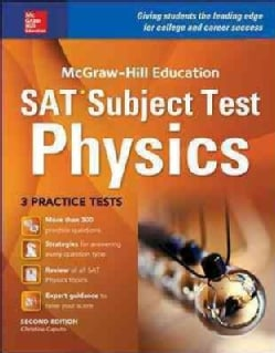 McGraw-Hill Education SAT Subject Test Physics (Paperback)