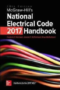 McGraw-Hill's National Electrical Code 2017 HandbooK (Hardcover)
