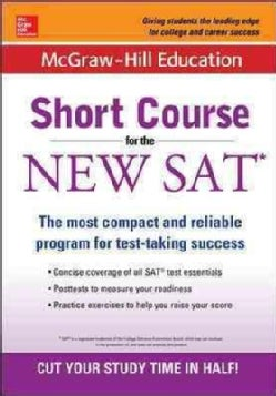 McGraw-Hill Education Short Course for the SAT Test (Paperback)
