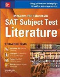 McGraw-Hill Education SAT Subject Test Literature (Paperback)