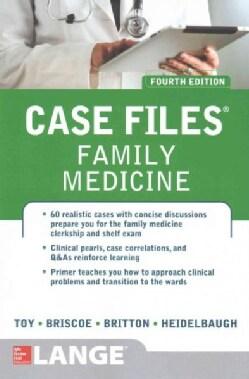 Case Files Family Medicine (Paperback)