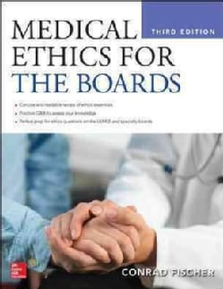 Medical Ethics for the Boards (Paperback)