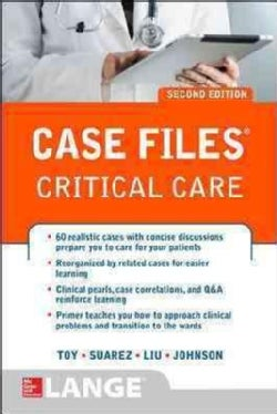 Case Files Critical Care (Paperback)