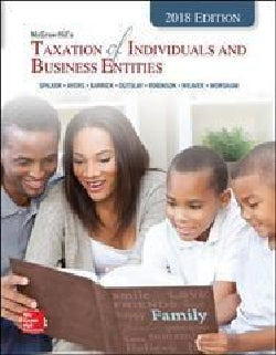 McGraw-Hill's Taxation of Individuals and Business Entities 2018 (Hardcover)