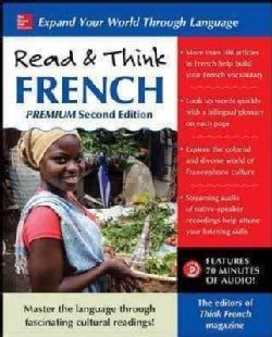 Read & Think French (Paperback)