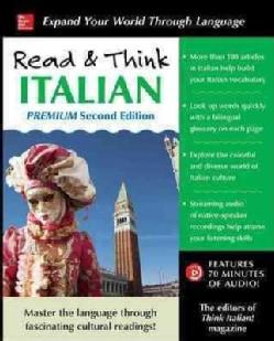 Read & Think Italian (Paperback)
