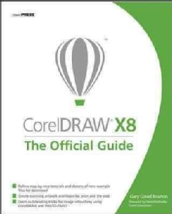 CorelDRAW X8: The Official Guide (Paperback)