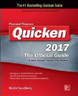 Quicken the Official Guide 2017 (Paperback)