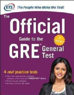 The Official Guide to the GRE General Test (Paperback)