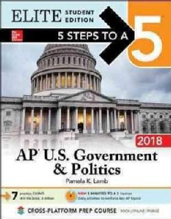 AP U.S. Government & Politics 2018: Elite Student Edition (Paperback)
