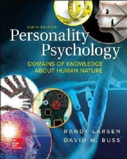 Personality Psychology: Domains of Knowledge About Human Nature (Hardcover)