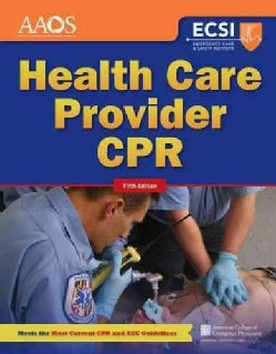 Health Care Provider CPR (Paperback)