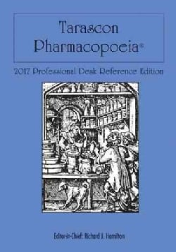 Tarascon Pocket Pharmacopoeia 2017: Desk Edition (Hardcover)