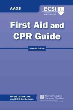 First Aid and CPR Guide (Paperback)
