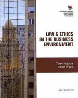 Law & Ethics in the Business Environment (Paperback)
