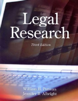 Legal Research (Paperback)
