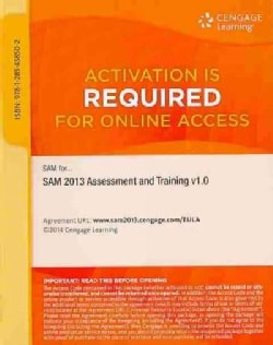 Sam Assessment and Training V1.0 2013 Access Code (Other merchandise)