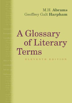 A Glossary of Literary Terms (Paperback)