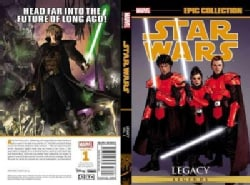 Star Wars Legends Legacy 1 (Paperback)