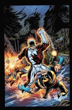 X-Men / Alpha Flight (Paperback)