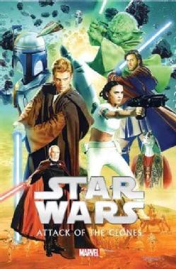 Star Wars Episode II: Attack of the Clones (Hardcover)