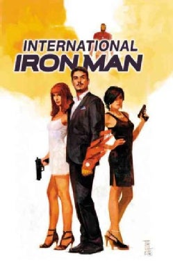 International Iron Man (Hardcover)