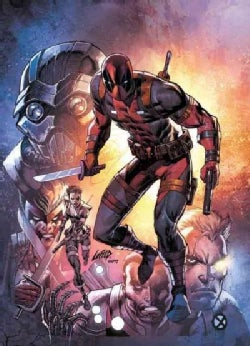 Deadpool: Bad Blood (Hardcover)