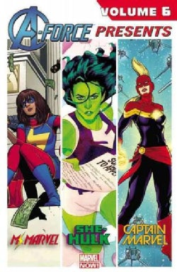 A-Force Presents 6 (Paperback)