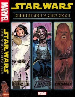 Star Wars Heroes For a New Hope (Hardcover)