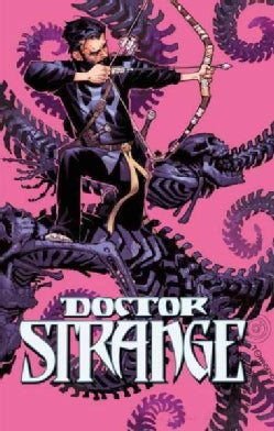 Doctor Strange 3: Blood in the Aether (Hardcover)