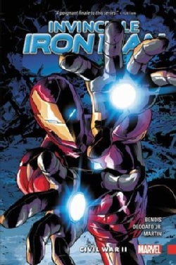 Invincible Iron Man 3: Civil War II (Paperback)
