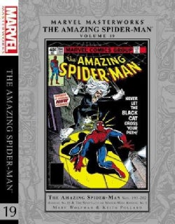 Marvel Masterworks the Amazing Spider-Man 19 (Hardcover)