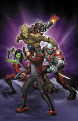 Marvel Guardians of the Galaxy 5 (Paperback)