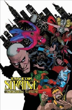 Doctor Strange and the Sorcerers Supreme 2: Time After Time (Paperback)