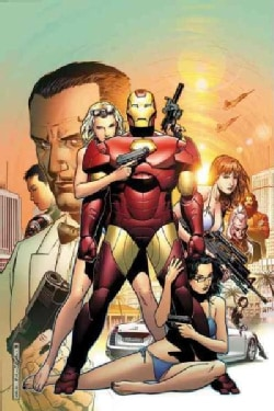 Iron Man Director of S.H.I.E.L.D.: The Complete Collection (Paperback)