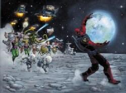 Deadpool World's Greatest 9: Deadpool in Space (Paperback)