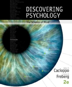 Discovering Psychology: The Science of Mind (Hardcover)