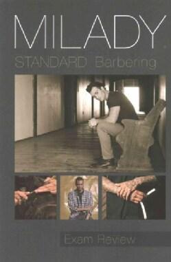 Milady Standard Barbering: Exam Review (Paperback)