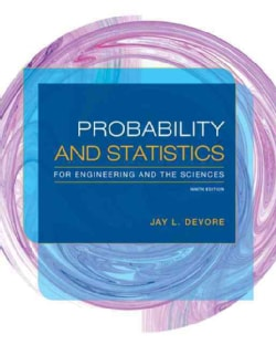Probability and Statistics for Engineering and the Sciences (Hardcover)