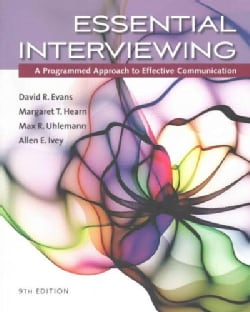 Essential Interviewing: A Programmed Approach to Effective Communication (Paperback)