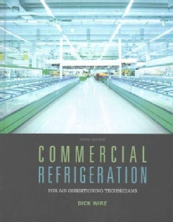 Commercial Refrigeration for Air Conditioning Technicians (Hardcover)