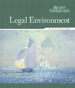 Legal Environment (Hardcover)