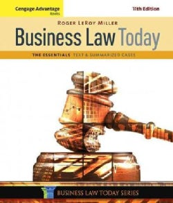Business Law Today: The Essentials (Paperback)