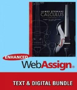 Single Variable Calculus + Enhanced Webassign for Calculus, Multi-term Access